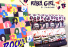 Paintbrush Studio Fabrics Rebel Girl Collection by Lysa Flower