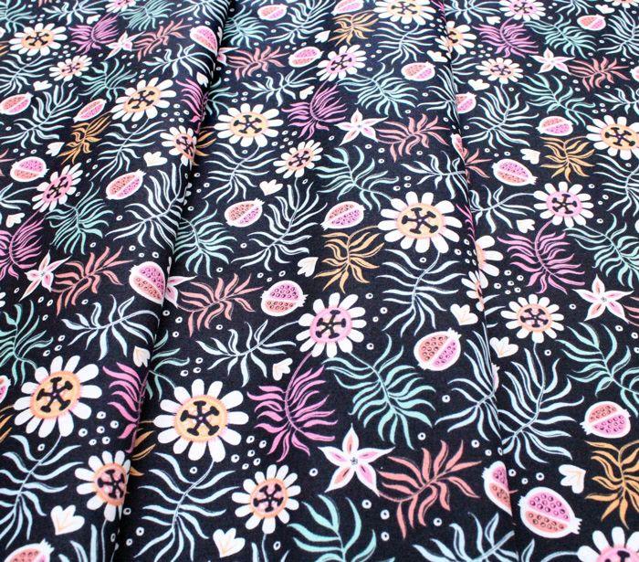 Cloud9 Fabrics Tropical Garden 227012 Tropical Garden