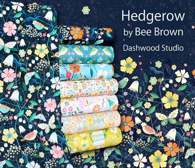Dashwood Studio Hedgerow Collection 入荷