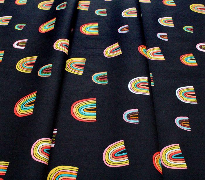 Art Gallery Fabrics Oh, Woof! Fortunate Love