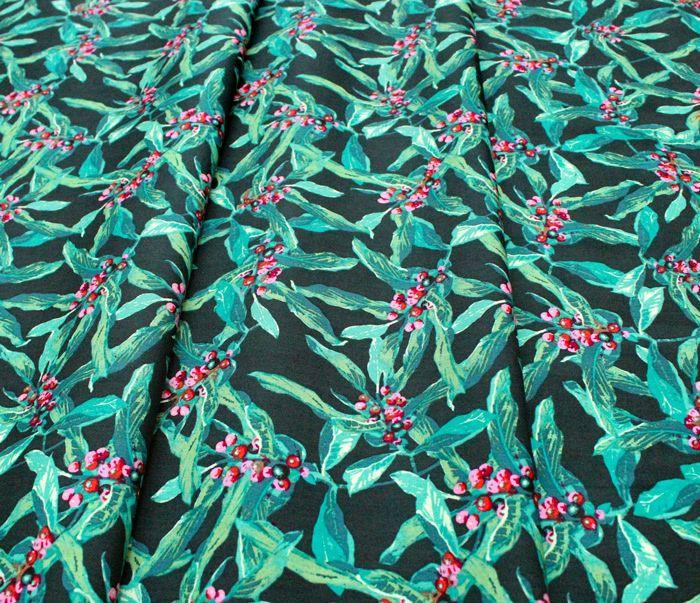 Art Gallery Fabrics Boscage Jungle Berries