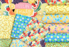 Camelot Fabrics Feelin' Fruity Collection by Vicky Yorke