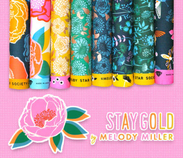 Ruby Star Society Stay Gold Collection by Melody Miller
