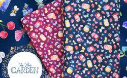 Michael Miller Fabrics - In The Garden