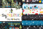 Riley Blake Designs Tiny Treaters Collection by Jill Howarth