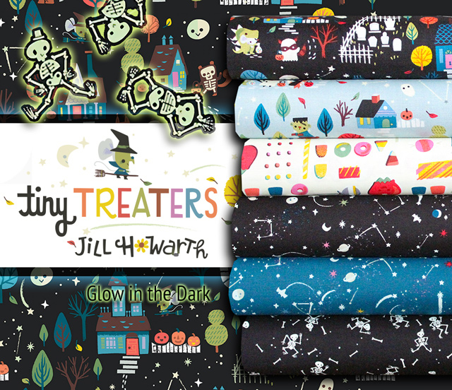 Riley Blake Designs Tiny Treaters Collection 入荷