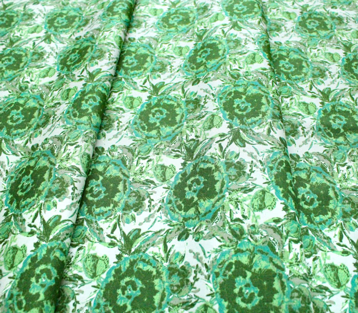 Art Gallery Fabrics Eve Rosefield Emerald