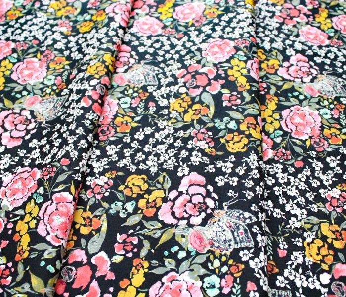 Art Gallery Fabrics Eve Jardin Robust