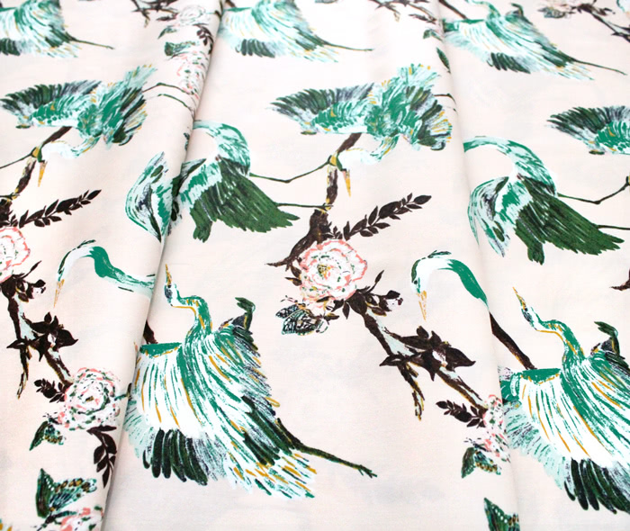 Art Gallery Fabrics Eve Herons Grace