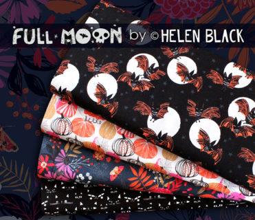 Dashwood Studio Full Moon Collection by Helen Black
