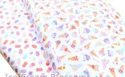 Camelot Fabrics - Ice Cream Blossoms