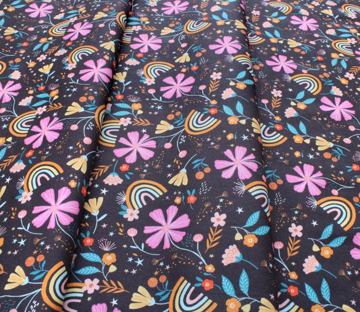 Dashwood Studio Good Vibes 1855 Floral Rainbows
