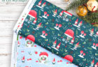 Paintbrush Studio Fabrics Gnome Noel by Liz Mytinger
