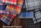 Robert Kaufman Fabrics Mammoth Flannel Collection