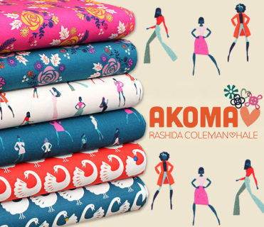 COTTON+STEEL Akoma Collection