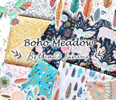 Dashwood Studio Boho Meadow Collection