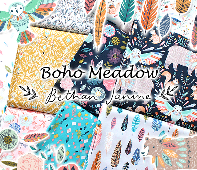 Dashwood Studio Boho Meadow Collection 入荷