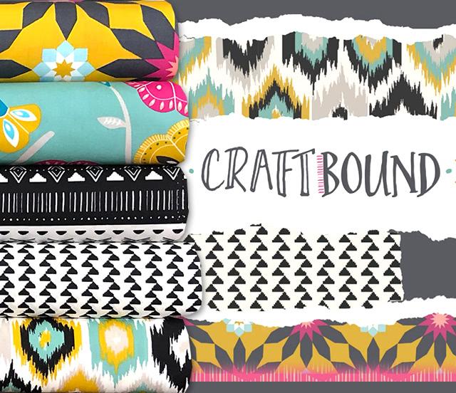Art Gallery Fabrics Craftbound Collection 入荷