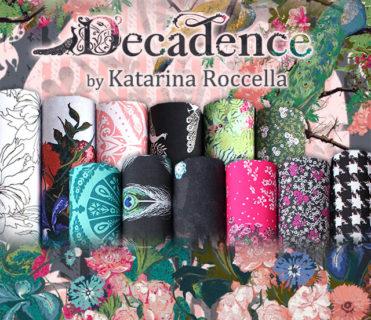 Art Gallery Fabrics Decadence Collection