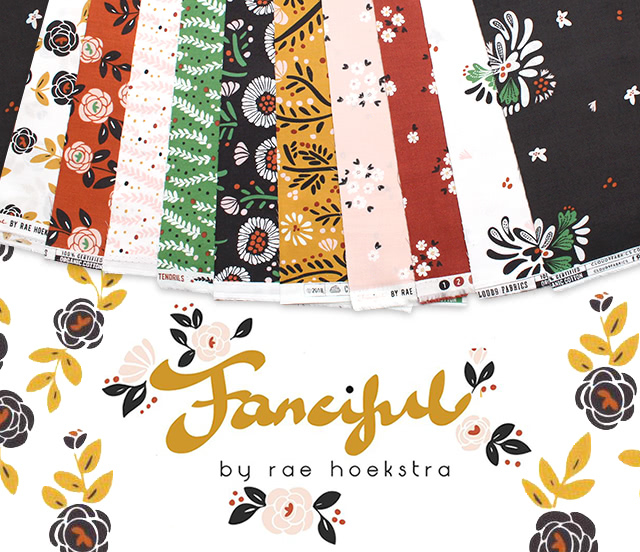 Cloud9 Fabrics Fanciful Collection 入荷