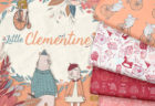 Art Gallery Fabrics Little Clementine Collection