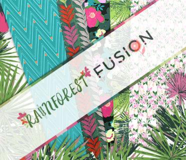 Art Gallery Fabrics Rainforest Fusion Collection