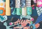 Art Gallery Fabrics Sirena Collection