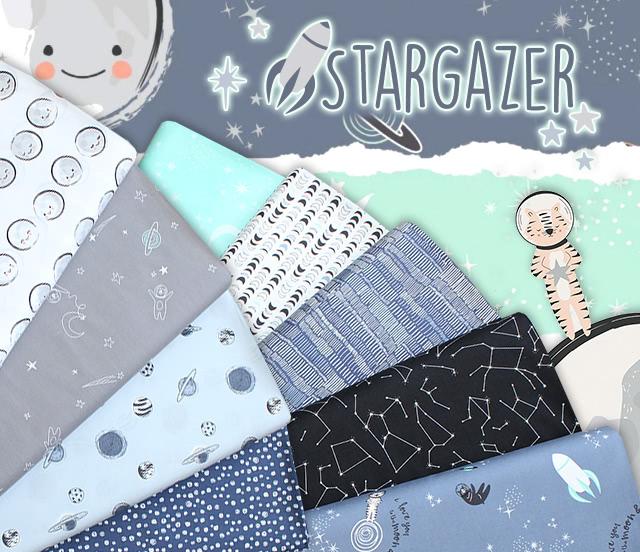 Art Gallery Fabrics Stargazer Collection 入荷