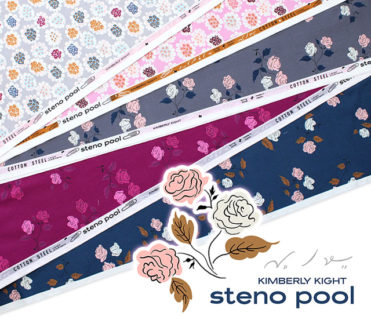 COTTON+STEEL Steno Pool Collection